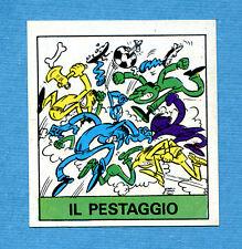 CALCIATORI PANINI 1970-71 - Figurina-Sticker 27a - IL PESTAGGIO -PROSDOCIMI -Rec