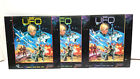 Gerry Anderson'S UFO Laser Disk Collection- Volume 1,2,4- Lightly Used