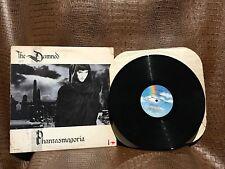 The Damned Phantasmagoria MCA-39039 Vinyl LP Record Album D