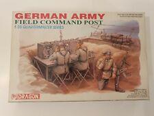 DRAGON GERMAN ARMY FIELD COMMAND POST MODEL KIT 3823 1/35