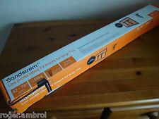 "SANDSTROM STL14 Low Profile Tilting Wall Mount  for 42-70"" TVs to Vesa 600 x 400"