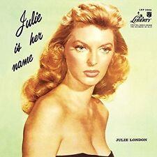 Julie Is Her Name, Vol. 1 by Julie London (CD, Nov-2016)