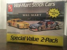 AMT/ERTL Wal-Mart Stock Cars Special Value 2-Pac, #8089-40DO 1:25 Sealed