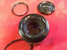 Minolta Maxxum 50mm f/1.7 AF Prime Lens for Sony Alpha