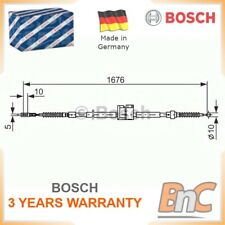BOSCH RIGHT PARKING BRAKE CABLE AUDI OEM 1987477815 441609722D