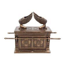 Bundeslade Box Schatulle Indiana Jones Modell bronziert Artefakt Dekoration NN85