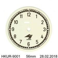 Uhren-Ziffernblatt  VDO/Kienzle Uhr für Heinkel