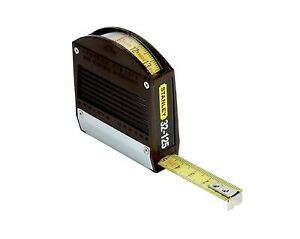 Stanley Panoramic Tape Measure 3m Inner Inside Internal Measuring Tapes 0-32-125