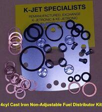 0438100005 Fuel Distributor Full Rebuild Kit, Non Adjustable type Cast Iron