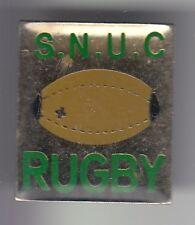 RARE PINS PIN'S .. SPORT RUGBY CLUB TEAM SNUC UNIVERSITE NANTES 44 ~C7