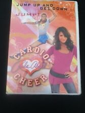 Paula Abdul Cardio Cheer Jump Up And Get Down Denver Broncos New Fitness DVD