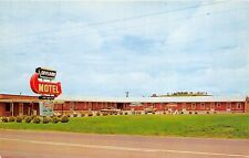 Bristol Virginia c1959 Postcard Skyland Motel
