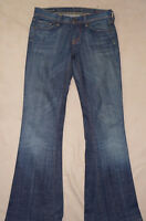 Citizens of Humanity COH Jeans Pant Women 25 Blue #002 Ingrid Low Waist Flair