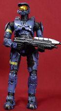 Halo 3 Series 1 McFarlane Blue Spartan Mark VI Figure