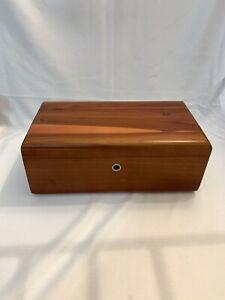 Miniature Lane Cedar Chest. Home Furniture & Appliance Co. Lawrenceburg, Indiana