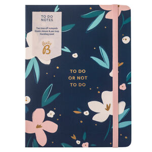 SECONDS Busy B To Do Notes   Note Pad   List Pad