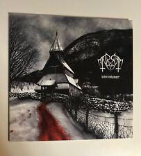 Blodsrit Helveteshymner LP Gate VINYL Ltd. Edition handnummeriert 213/500 NEU