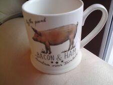Creative Tops Country Farmers Market PIG Design Stoneware Footed Tankard Mug,