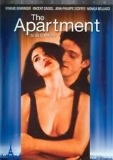 The Apartment (Dvd, 2006) French language with English Subtitles, Vincent Cassel