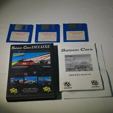 Acorn Archimedes A3000 A5000 Saloon Cars Deluxe