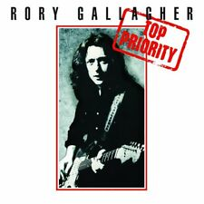 RORY GALLAGHER - TOP PRIORITY (REMASTERED 2012)   CD NEW!