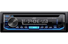 JVC KD-TD70BT 1 DIN In-Dash USB Bluetooth CD Music Player Receiver Car Stereo