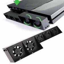 Für PS4 USB Lüfter Kühler Externe Turbo Temperaturregelung Kühlk?rpe Kühlung