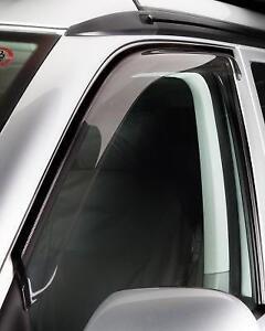 Genuine VW Door Wind Deflector Pair T5 T6 And T6.1 MULTIVAN TRANSPORTER BUS