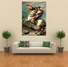 Napoleón Bonaparte Emperador Nuevo Poster Gigante De Pared Art Print imagen x1457