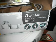 American Standard Chatfield 2-Handle Bathroom Faucet in Chrome