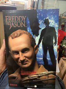 Sideshow Robert Englund Freddy Krueger Freddy VS Jason 1:6 Scale Figure 2004