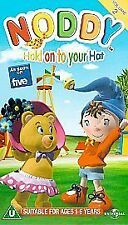 Noddy - Hold on to Your Hat, Noddy! [VHS], Good VHS, Goldy Notay, Gina Sorell, S