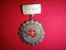 "Vietnam War Yr 1964 VC Medal ""CHIEN SI THI DUA"" Soldier Of Emulation Decoration"
