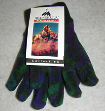 Manzella Performance Collection Childs Size Large Polar Tec 200 Gloves NWT