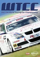 WORLD TOURING CAR REVIEW 2007. BMW DVD. ANDY PRIAUX WTCC. 210 Mins. DUKE 3988NV