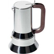 Alessi Espresso Coffee Maker 10 Cups 9090/M by Richard Sapper