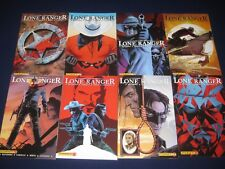 Lone Ranger 1-25 (2006-2010) Complete Run Dynamite Entertainment