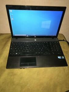 PC HP Probook 4520S - Core i3-M380 @ 2.53 Ghz -  Pour Pièces - HS