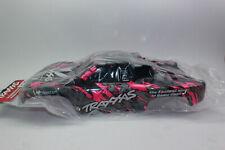 Traxxas TRX 5847 KARO Karosserie pink  lackiert Slash 4x4 NEU in OVP