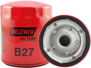 Engine Oil Filter Baldwin B27