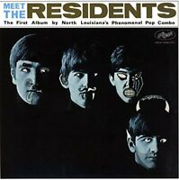 The Residents - Meet The Residents (Preserved Edition) [CD]