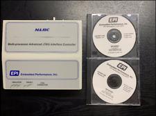 EPI MAJIC  Multi-processor Advanced JTAG Interface Controller W/ Software CD & l