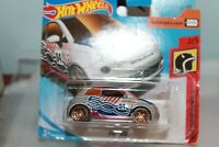 FIAT 500 GRIGIO - HOT WHEELS - SCALA 1/55