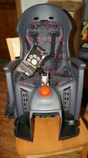 Fahrrad Hamax PLUS Safety System Set, Kindersitz, Korb, 2 Seitentaschen,...