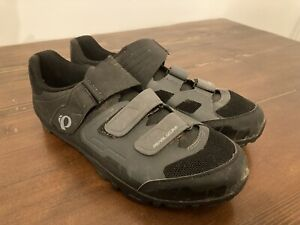Pearl Izumi MTB Shoes Size 47 with Cleats