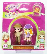 Bandai Keytweens™ 89062 Discoverer Adventure World Doll New Boxed Jungle/Safari