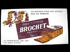 Buvard pain d'épices BROCHET