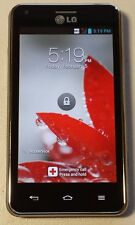 LG Mach LS860 Smartphone - SPRINT / TING - VERY GOOD Condition, BAD CHARGE