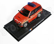 Fire Truck - Nissan Terrano II - France 2004 - 1/43 (No25)