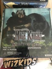 Mage Knight Shades Of Tezla Expansion - WizKids Games Vlaada Chvatil Sealed New